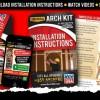Universal Arch Kit